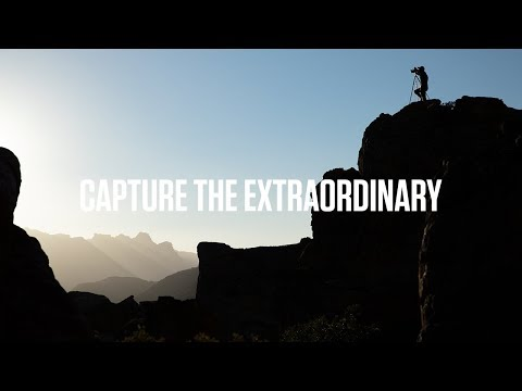 Capture the extraordinary with the Canon EOS RP