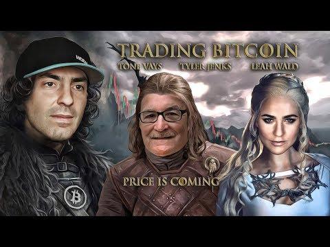 Trading Bitcoin w/ Tyler Jenks & Leah Walk – SPX, GOLD, OIL, BTC & More