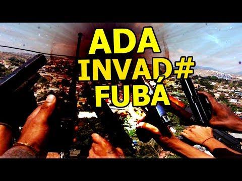 ADA APLIC# BAQU  MILÍCIA FUBA , MORRO DO FUBA ADA CASCADURA ?