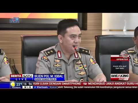 Polisi: Penangkapan Andi Arief Spontan, Tak Ada Rekayasa