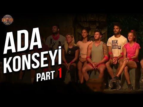 Ada Konseyi 1. Part | 18. Bölüm | Survivor Türkiye – Yunanistan