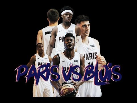 PARIS BASKETBALL VS ADA BLOIS BASKET – HIGHLIGHTS