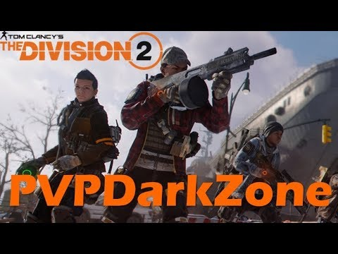 Last Day of The Division 2 Beta! PVP and Darkzone! Doge plays 1080p60 PS4 Gameplay LIVE