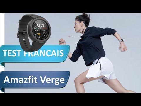 Xiaomi Amazfit Verge – Cette smartwatch peut tout faire, sauf…