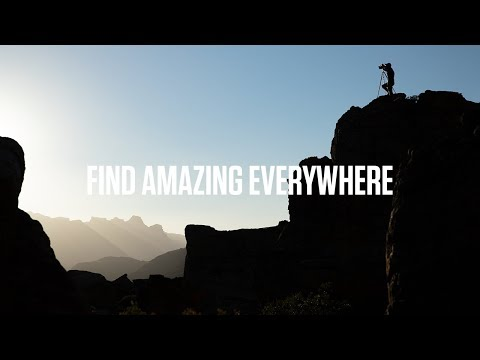 Find amazing everywhere with the Canon EOS RP