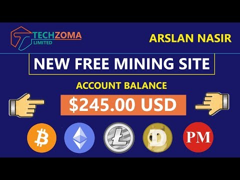 TechZoma | Earn Free Bitcoin New Bitcoin Mining Site | Earn Daily 100$ Live Proof 2019 Urdu Hindi