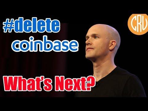 #DELETECOINBASE Coinbase's PR Nightmare with Neutrino   Bitcoin and Cryptocurrency News