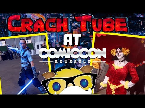 BRUSSELS COMIC CON 2019 – BCC You were amazing!