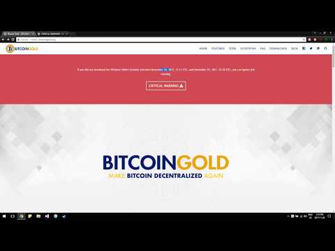 ??? Bitcoin Gold Wallet HACKED!!!!!! ???