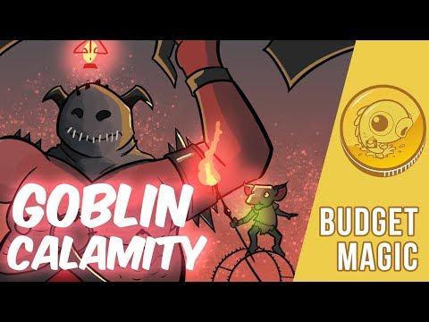Budget Magic: $52 (7 tix) Goblin Calamity (Standard, Magic Arena)
