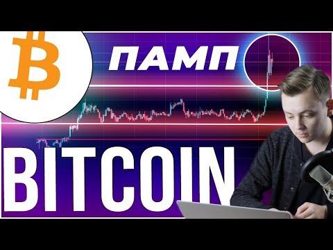 Памп Биткоин! Что делать – прогноз Bitcoin, Ethereum, Binance coin. Когда продавать Биток?