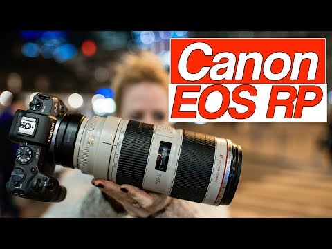 Canon EOS RP | filmmaker fail! | is it really worth buying it? | english review