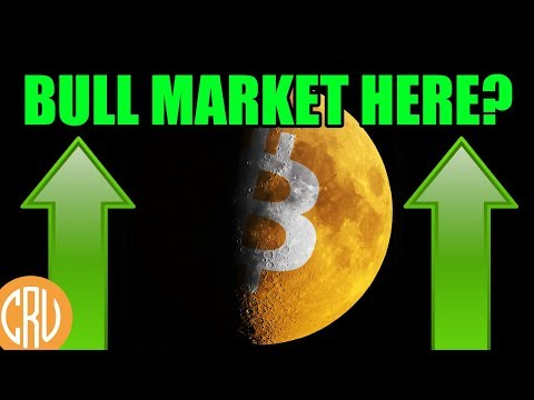 Is the Bitcoin BULL MARKET here? | Bitcoin and Cryptocurrency News