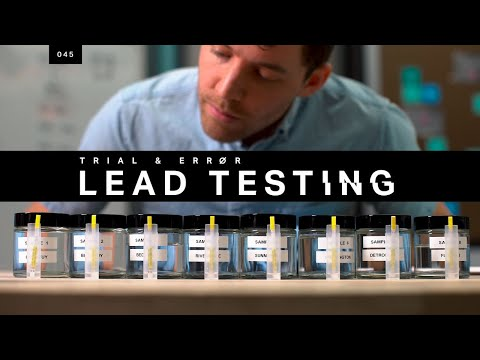 We tested NYC water for lead and the results were confounding
