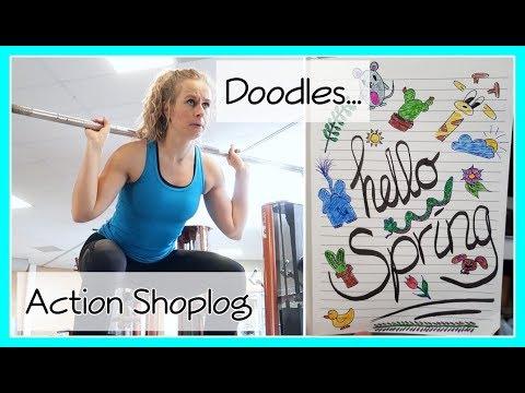 Sportschool inspiratie! – Vlog #126 // OPTIMAVITA