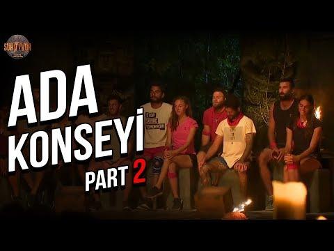 Ada Konseyi 2. Part | 20. Bölüm | Survivor Türkiye – Yunanistan