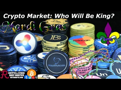Crypto Market : Which Cryptos Will Survive? Episode 383 – Cryptocurrency Technical Analysis