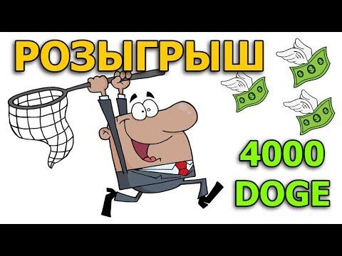 Work-Onlainer разыгрывает 4000 DOGE!!!