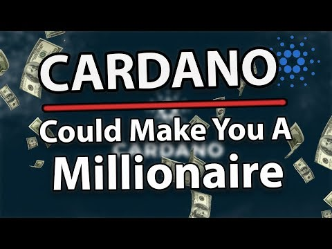 Why Cardano (ADA) Could Make You A Future Millionaire!