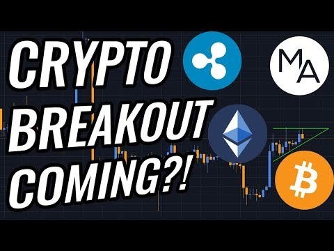 Are Bitcoin & Crypto Markets On The Verge Of Another Breakout?! BTC, ETH, XRP, Crypto & Stocks News!