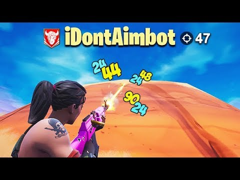 *HACKER* WITH 47 KILLS GETS TROLLED! – Fortnite Funny Fails and WTF Moments! #490