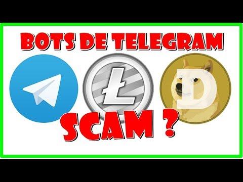 BOT TELEGRAM FREE LITECOIN Y DOGECOIN GRATIS CON PAGOS INSTANTANEOS.