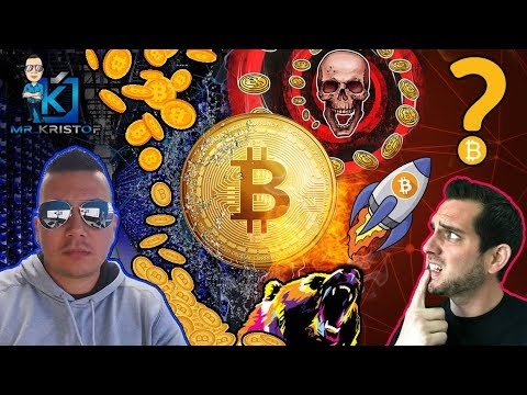What's Happening with Crypto?!? Bitcoin Miner Explains! Mr_Kristof Cryptocurrency Chat