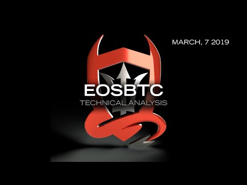 EOS Technical Analysis (EOS/BTC) : Sensei Tutum [3/7/19]