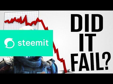 Steemit didn't just die… IT WAS MURDERED!
