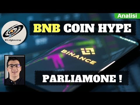 Binance Coin Hype, Massimi Storici VS Bitcoin | Parliamone feat. Filippo Angeloni