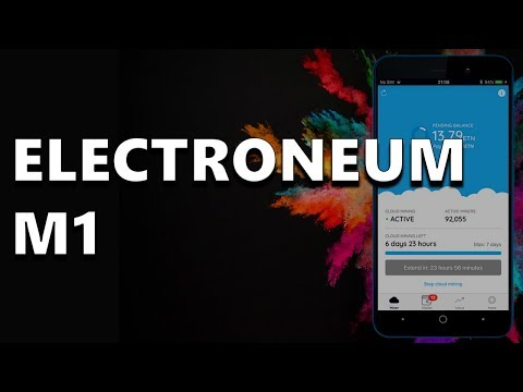 Electroneum M1 – The $80 Cryptocurrency Smartphone