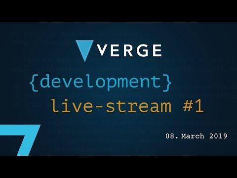 Verge Development #1