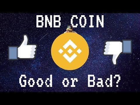 Binance coin BNB – Good Or Bad?