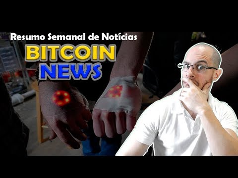 ? Bitcoin implantado na pele, Binance Coin dispara, BTC $1500 e mais! Bitcoin News 2019