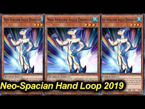 【YGOPRO】NEO-SPACIAN HAND LOOP DECK 2019