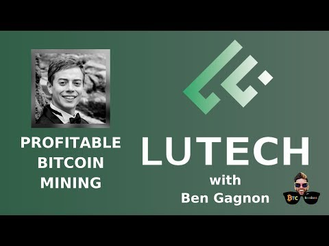 Profitable Bitcoin Mining – Lutech at the Bitcoin Rodeo