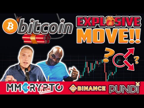 "Davincij15: ""Bitcoin due to an EXPLOSIVE move!"" 