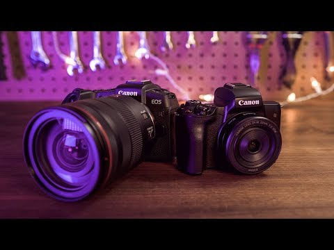 Canon EOS RP – More Than a Full Frame M50? (Review & Comparison)
