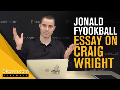 Bitcoin Cash is free of Faketoshi! – Jonald Fyookball Essay on Medium | Bitcoin.com Features