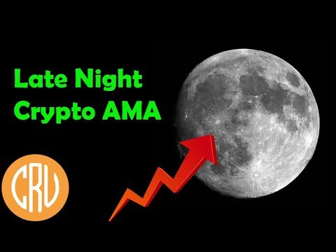 Late Night Crypto AMA | Altcoins Explode (NULS, Enjin, Kyber) – What's Next?