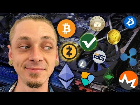 What Cryptos Should You Mine? Zcash, Bitcoin Gold, Vertcoin…What?!