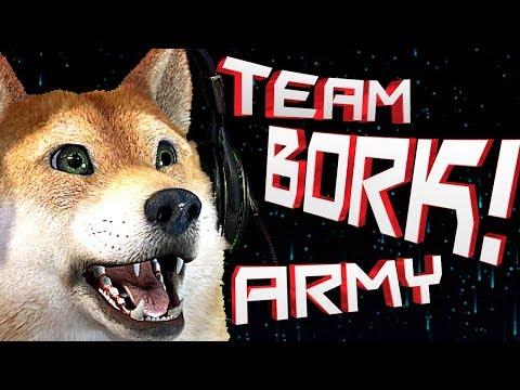 """Roblox VS Doge Army?Can We Win!??!""""??read description!??"""""""