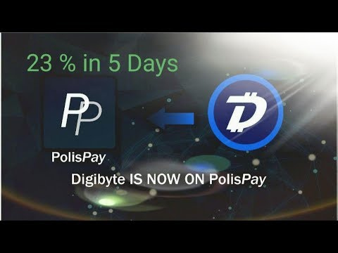DigiByte – 23% Gains This Week – Why? – Will the Bulls Continue Running?