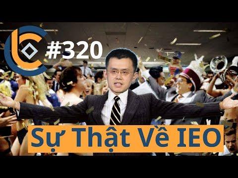 #320 – Sự Thật Về IEO Initial Exchange Offerings? | Cryptocurrency | Tiền Kỹ Thuật Số | Tài Chính