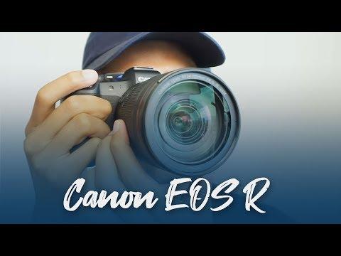 Canon EOS R – Berbaloikah Kamera Mencapai RM10k Ini?