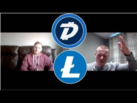 Litecoin & Digibyte Recap From The Last Few Weeks! Why We Invest! #Podcast 32