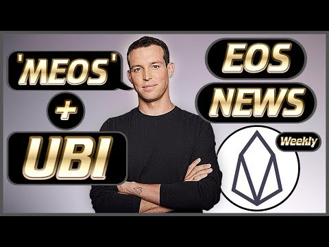 EOS Weekly News Updates – MEOS & UBI – Project Updates – New Airdrops – EOS Torch & More