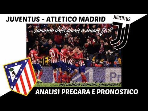 JUVENTUS-ATLETICO MADRID: ANALISI E PRONOSTICO DEL DOGE