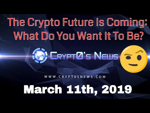 Cryptocurrency News LIVE – Bitcoin, Ethereum, The Future, Samsung, Texas Bill, & More Crypto News!