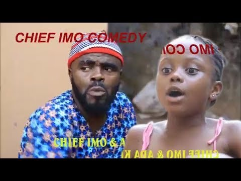 Chief Imo Comedy || chief imo and Ada kirikiri debate about Father and fathe